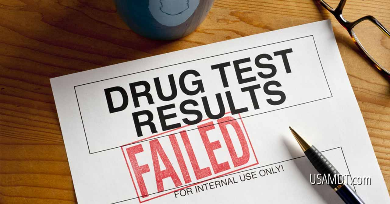 Positive Drug Test Results Higher for the First Time in 10 Years