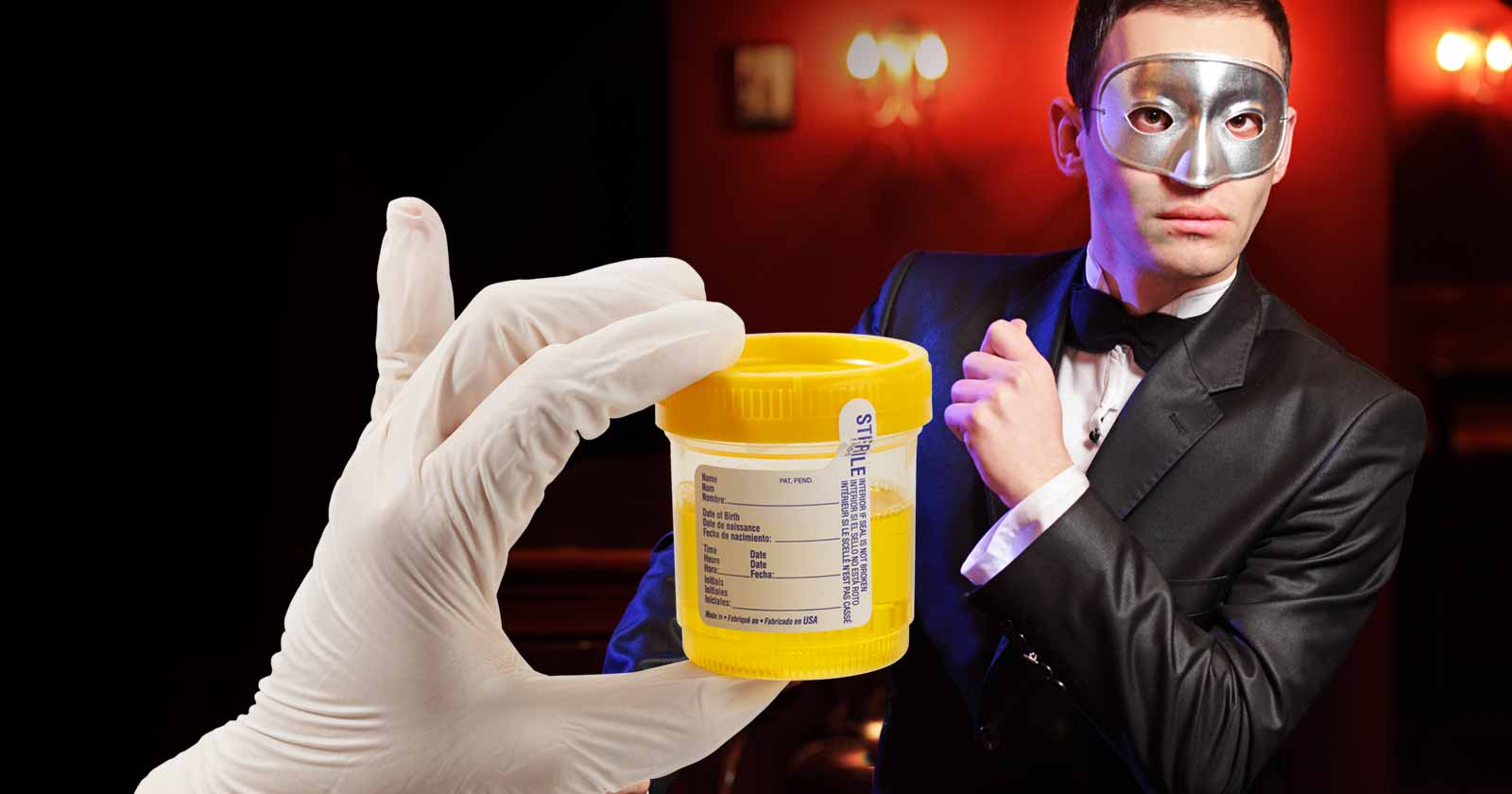 synthetic / fake urine